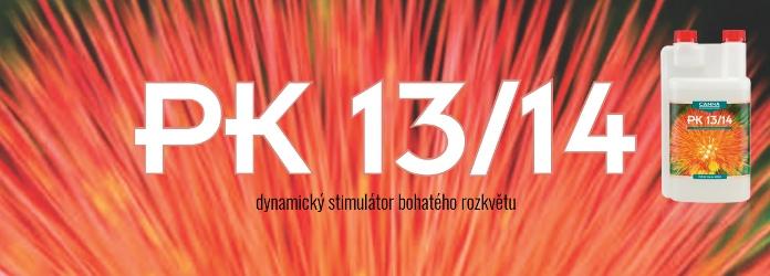 Canna PK13/14, koktejl na zvýšení sklizně