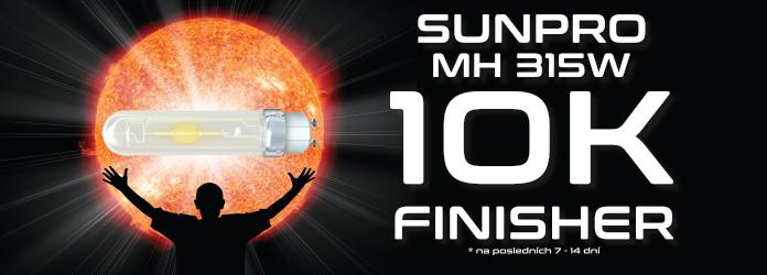 10K MH finisher