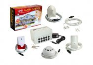 GSE SMS-Alarm controller 7parts kit