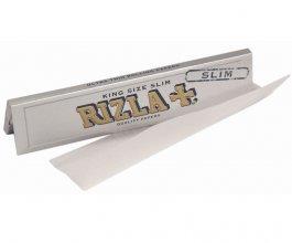 Papírky RIZLA SILVER King Size, 32ks v balení