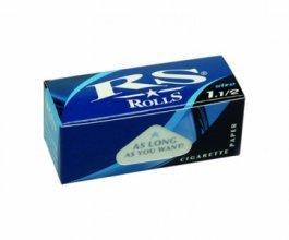 Rolovací papírky ROLLS ULTRA LIGHT BLUE široké, 3.5m v balení