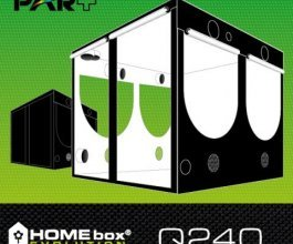 HOMEBox Evolution Q240- 240x240x200cm- DOPRODEJ!