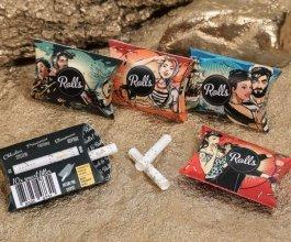 Filtry Rolls 69 -kapesní balení 10ks
