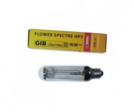 Výbojka GIB Lighting Flower Spectre 70W HPS