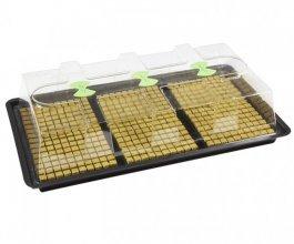 Vyhřívaný skleník X-Stream Heat L bez regulace