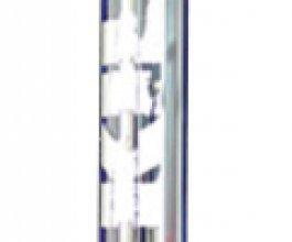 Bong Zooom KILLER TOWER průhledný se skleněným kotlíkem, 120cm