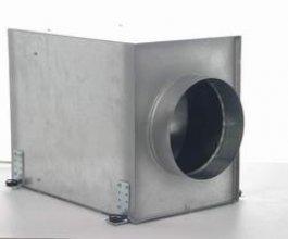 Box na ventilátor TORIN 2500 m3/hod