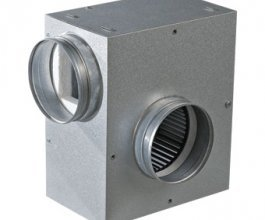 Ventilátor KSA 200, 850m3/h