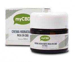 myCBD CBD krém, 50ml