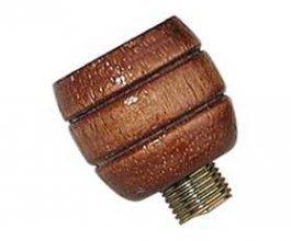 Kotlík k bongu dřevěný malý, se závitem