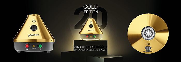 zlaté volcano_limited edition