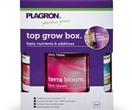 Plagron Terra Top Grow Box, celkový objem 1,4L, ve slevě