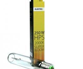 Výbojka Elektrox Super Bloom 250W HPS
