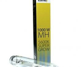 Výbojka Elektrox Super Grow 1000W MH