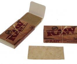 Papírky RAW 1 1/4 300ks v balení