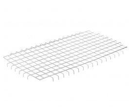 DP120 Grid Shelve kovová mřížka, 60x30cm