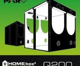 HOMEBox Evolution Q200- 200x200x200cm- DOPRODEJ!