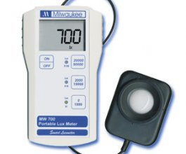 Milwaukee Smart portable Lux Meter