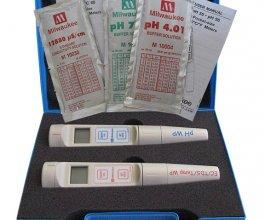 Milwaukee KIT - Martini meter pH/EC/TDS/Temp