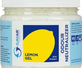 SURE AIR Lemon gel, 1L