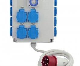 GSE Timer Box II 12x600W třífázový, 380V