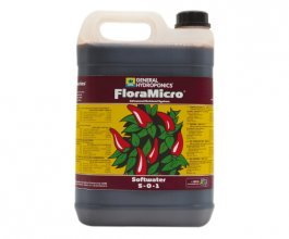 General Hydroponics FloraMicro pro měkkou vodu, 5L