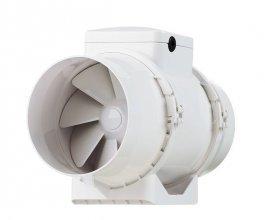 Ventilátor se silnějším motorem TT 125S, 285/345m3/h