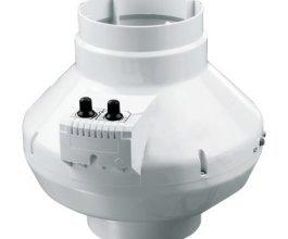 Ventilátor s termostatem VK 250 U, 1080m3/h