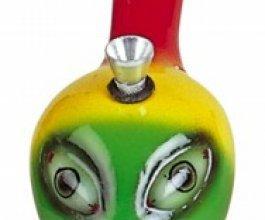 Keramický bong Reggae alien 10cm
