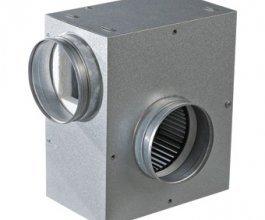 Ventilátor KSA 125, 530m3/h