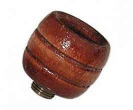 Kotlík k bongu dřevěný velký, se závitem
