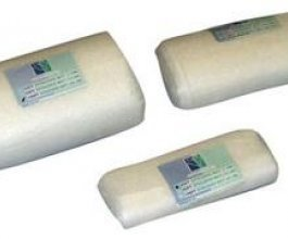 Netkaná textilie spreader mat pro hydroponii NFT Nutriculture, 15,24m x 20cm